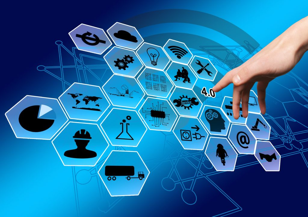 The Internet of things Gerd Altmann from Pixabay